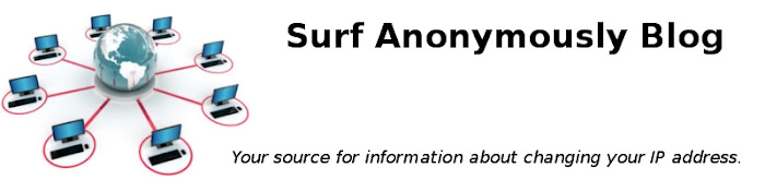 Surf Anonymously