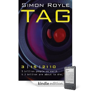 "Kindle Nation Daily Free Book Alert, Monday, January 24: A ""Sweet Seven"" Bundle of Brand New Kindle Freebies! plus … Travel with us to 2110 for a big sweeping story told with a master's touch in TAG by Simon Royle (Today's Sponsor)"