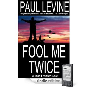 Kindle Nation Daily Free Book Alert, Tuesday, January 25: Jacquelyn Cook's 5-Star Novel Sunrise is brand new to our Free Book listings this morning, plus … John Grisham meets Carl Hiaasen in a newly released JAKE LASSITER novel, FOOL ME TWICE by Paul Levine (Today's Sponsor)