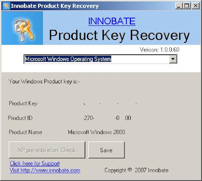 Windows xp product key driverlayer search engine for Window xp key