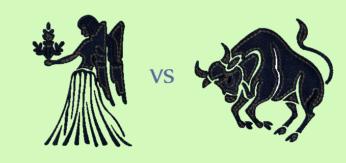 Virgo Vs. Taurus
