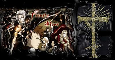 Trinity blood Logotinka