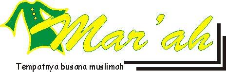 Busana Muslimah Syar'i