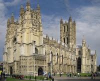 Canterbury Cathedral Abadia da Cantuária