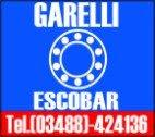Rulemanes Garelli Tel: 03488-424136