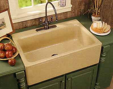 Kitchen Sink Farm Style : FARMERS SINK KITCHEN - KITCHEN DESIGN PHOTOS
