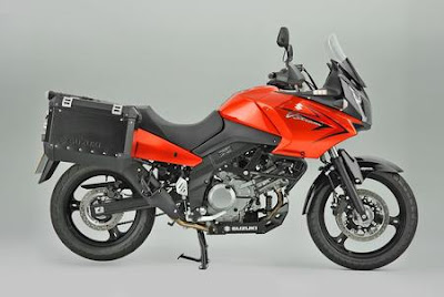Suzuki V-Strom 650 XPEDITION