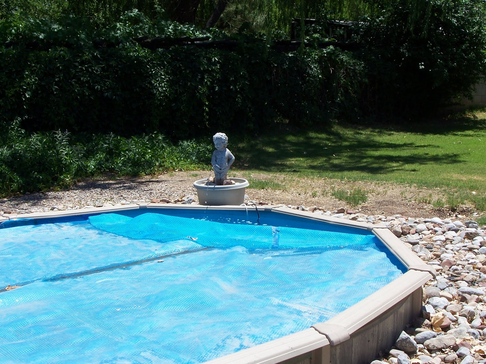 Homemade Above Ground Pool Fountains Bing Images