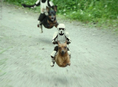 Star troopers rides