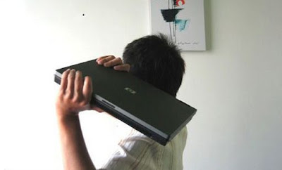 Laptops Abuse