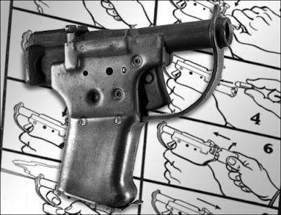 Cheapest pistol - Liberator