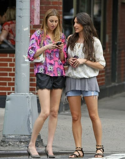 Whitney Port Casual Style