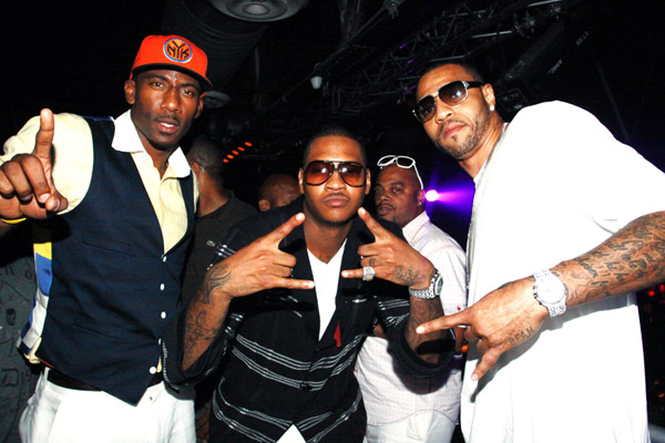 amare stoudemire and carmelo anthony knicks wallpaper. adding Carmelo Anthony to the