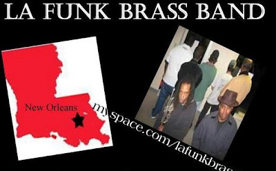 LA Funk Brass Band – Bootleg, Vol. 1 (2009)