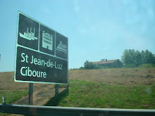 Heading to St. Jean de Luz