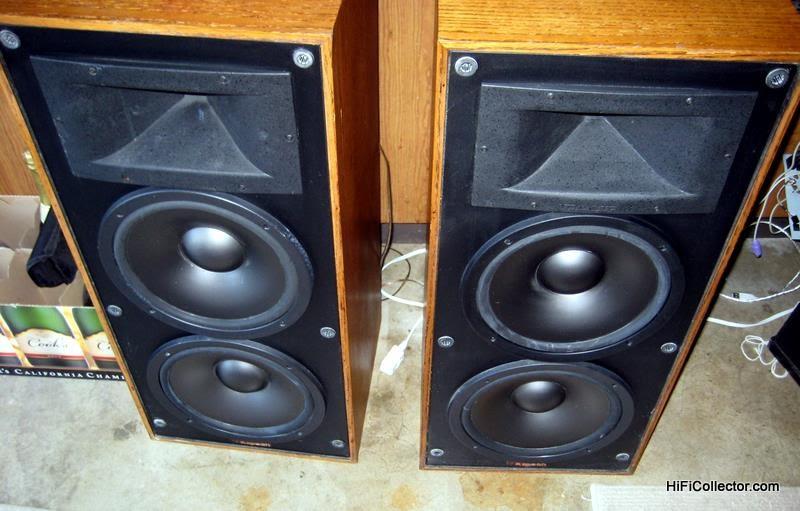 hifi collector speakers klipsch kg 4 2. Black Bedroom Furniture Sets. Home Design Ideas