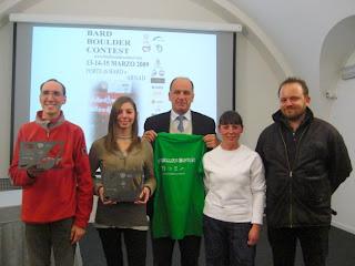 Premio sci giovani massa