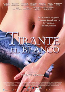Hot girls in Tirante el Blanco (2006)