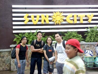 sun city resort laguna