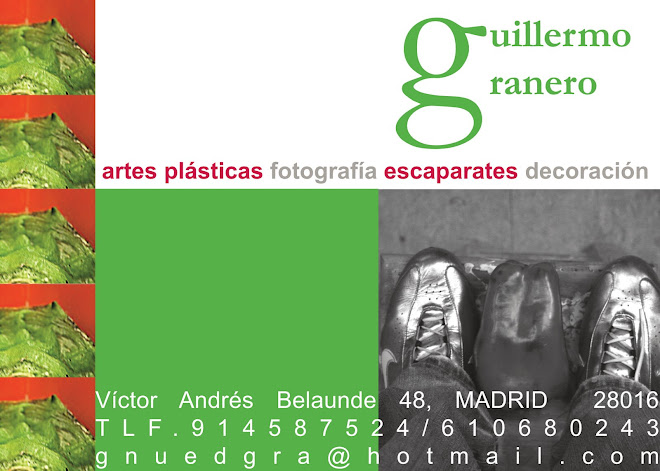 GUILLERMO GRANERO fotografía