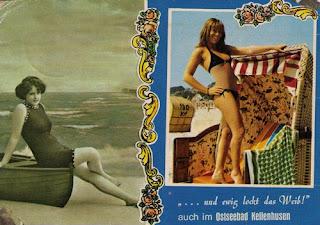 80er 89er Bikini