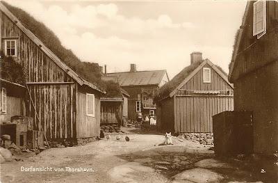 Tórshavn Dorfansicht