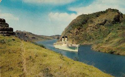 Panamakanal - Culebra