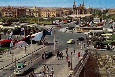 Bulli Pritschenwagen in Malta