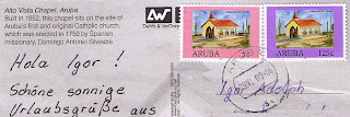 Aruba - Briefmarken - stamps