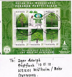 Stamps Malaysia