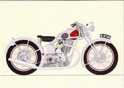 SMC Nacional 500cc