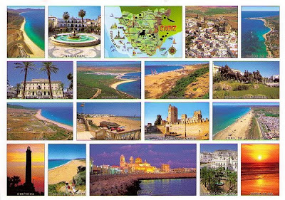 Cadiz - Spanien