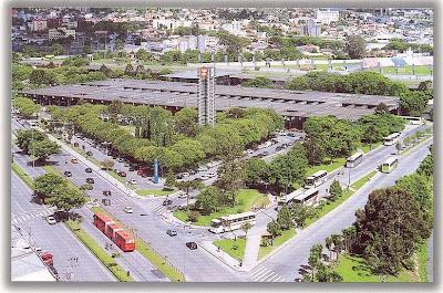 Curitiba - Rodoferroviária