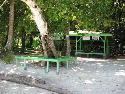 Ulong, Palau Shelter