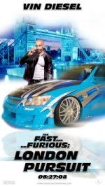 Hızlı ve Öfkeli: 4 - Fast And Furious 4: London Pursuit