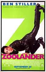 Zırtapoz - Zoolander - Sinema Filmi
