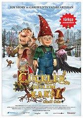 Cüceler Devlere Karşı: Gizli Oda - Gnomes and Trolls: The Secret Chamber