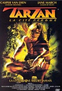 Tarzan Kayıp Şehrin Peşinde Sinema Filmi - Tarzan and the Lost City (1998)