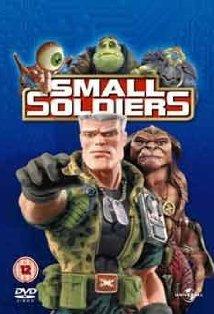 Küçük Askerler Büyük Bela  Sinema Filmi - Small Soldiers (1998)