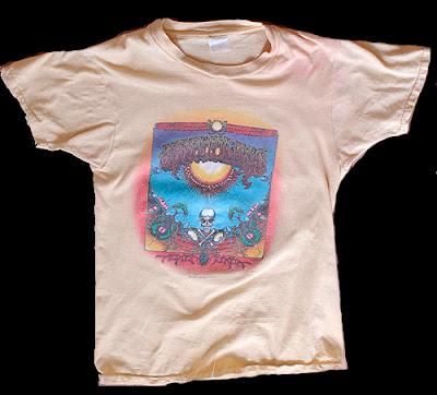 T shirt prom dress 1980