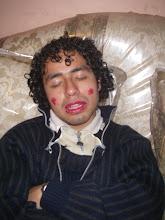 el borracho dormido...