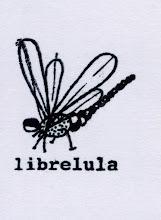 Logotipo de librelula de papel