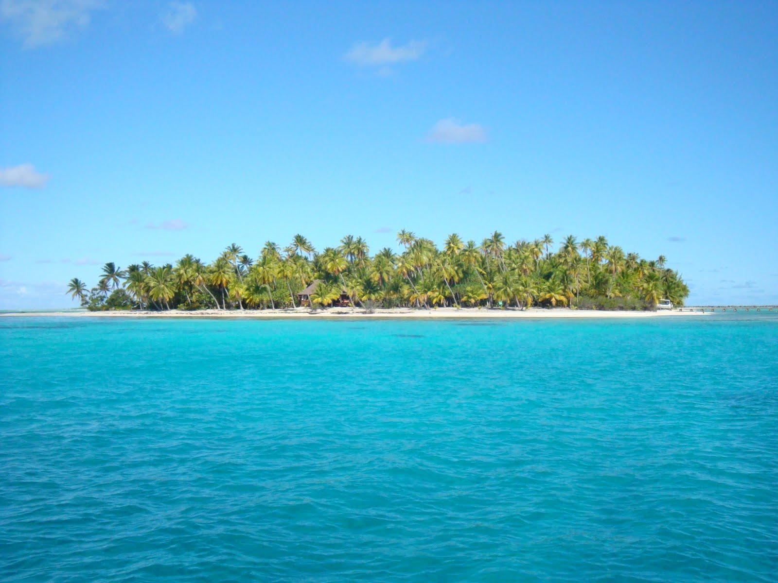 Tahiti island 1835