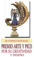 2º PREMIO ARTE Y PICO
