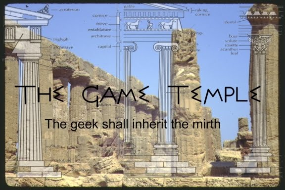 The Game Temple