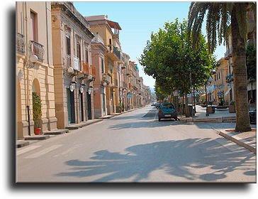 Via Medici - P.zza Vittorio Emanuele