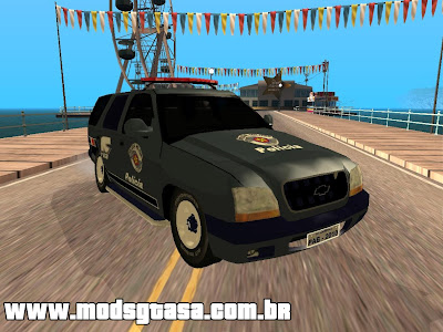 Acura  West on Mods Gta San Andreas   Chevrolet Blazer Pmesp Rota