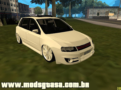 Fiat Stilo Elite Sporting para GTA San Andreas