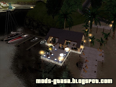 Beach Club para GTA San Andreas