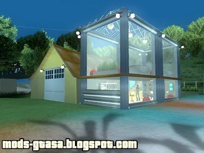 Fort Carson Safe House Upgrade Version 2.0 para GTA San Andreas